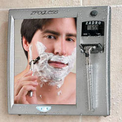 when should a boy shave