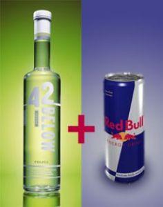 Vodka + RedBull